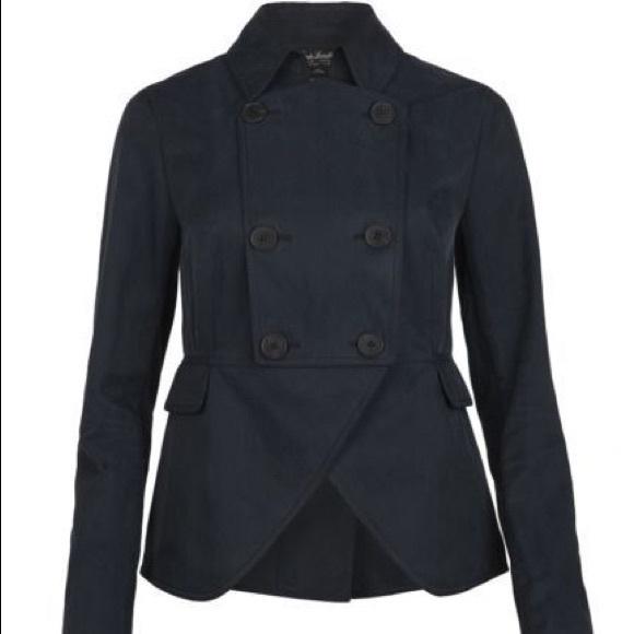 All Saints Jackets & Blazers - Lovely ALLSAINTS Abel Tailcoat UK 10